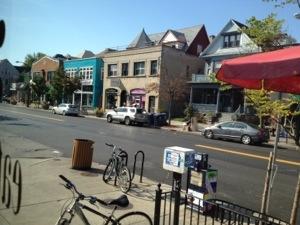 Elmwood Village in Buffalo, NY