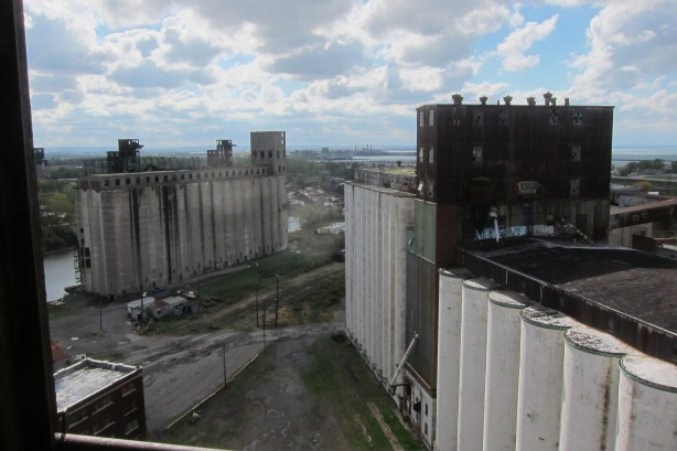 Silo City - Buffalo, NY