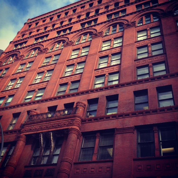Rochester, NY historic building in downtown Rochester!