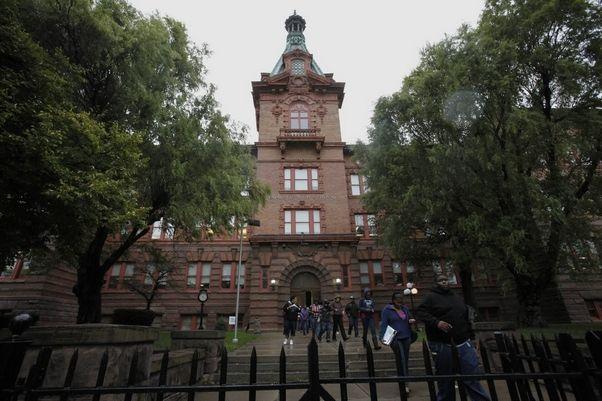 Lafayette High School in the West Side of Buffalo, NY