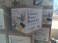 YES PLEASE. Cracked Plaster Repair Kit!!!